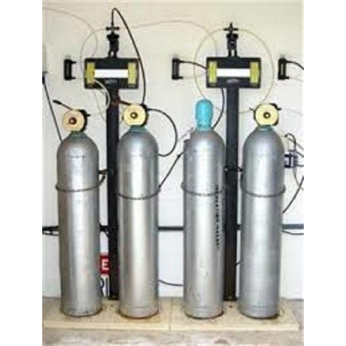 Automatic Chlorine Cylinder Changeover System