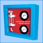 Stand Base Mounting Chlorinator - SM-108